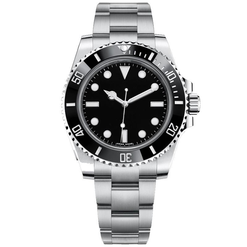 2020 nouveau Top Montre Homme automatique de haute qualité Montre bracelet bleu inoxydable Mens mécanique Orologio di Lusso Wristwatch