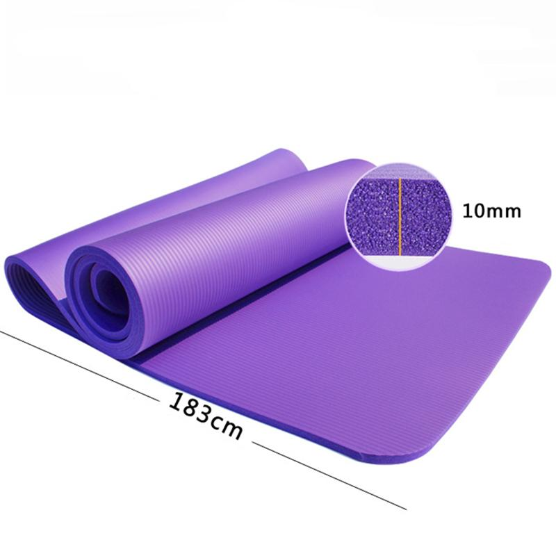 2020 10mm Thickness Yoga Carpet Non Slip Mat For Yoga No Smell Yoga Mat Indoor Exercise Carpet From Wf95sport 20 16 Dhgate Com