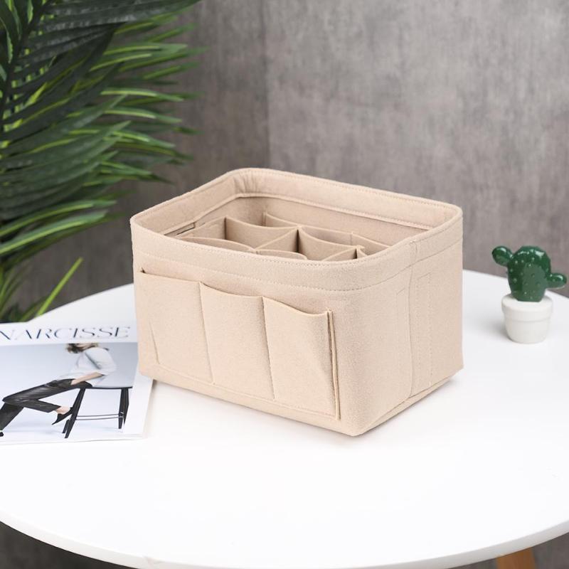 Raffreddare il trucco elegante sacchetto per il sacchetto cosmetico portatile di immagazzinaggio caso di corsa le donne costituiscono organizzatore della borsa Solid Clutch Pouch Nuovo