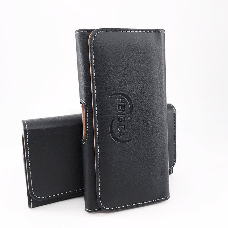 Universal Wallet PU Leather Horizontal Holster Phone Case Cover Pouch Waist Bag With Belt Clip For iphone 11 Pro Max X XS XR 8 3.0-6.0 inch