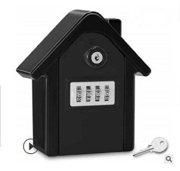 2020 горячей продажи ключевой код ключа окно Безопасность Безопасность Блокировка коробки металла для хранения ключей сейф Tool Box