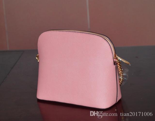 Envío gratis Diseñador Nuevo bolso de mano patrón de cuero sintético bolsa de cáscara de cuero de la cadena Bolsa de mensajero Hombro Bolsa de mensajero pequeño Fashionista