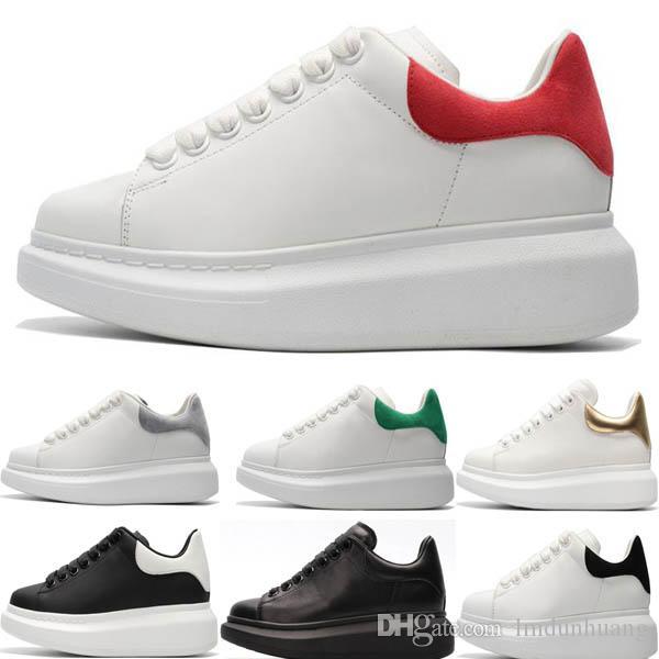 Роскошные Дизайнерские Мужчины Повседневная Обувь Мужчины Повседневная Обувь Роскошные Дизайнерские Кроссовки Мужская Женская Мода Кроссовки Повседневная Кожаная Обувь