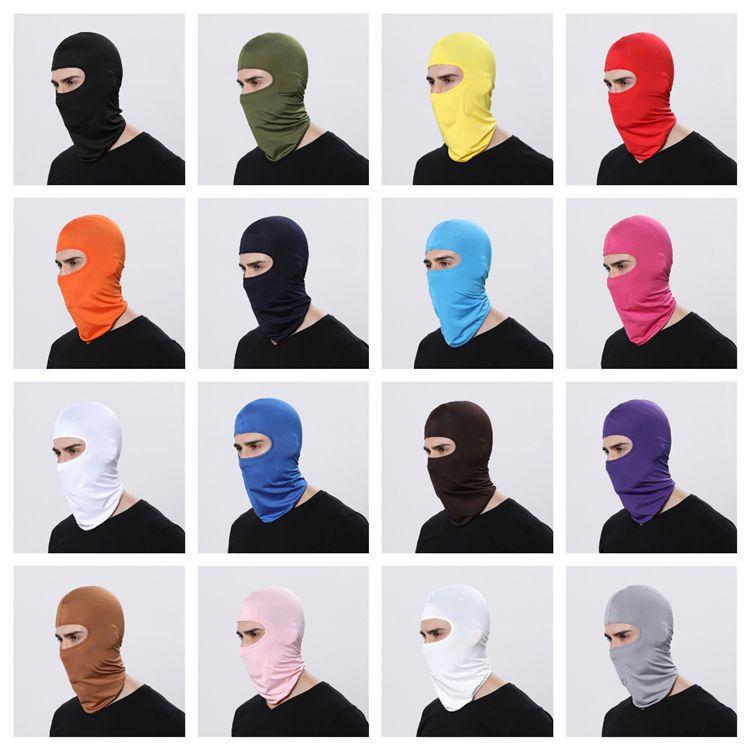 16 различных видов спорта на открытом воздухе велоспорт песочно-защитная маска Маска в маске лыжный мотоцикл езда ветрозащитная маска T3I5188