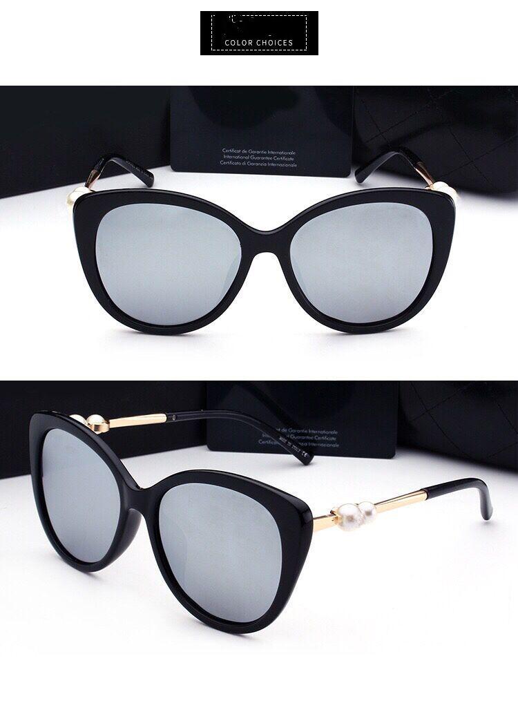 2020 Tasarımcı vaka ile Gri Gölgeli Pembe / Gri Gölgeli Yeşil Güneş Sonnenbrille Kadınlar Moda marka Sunglasses gözlük Yeni