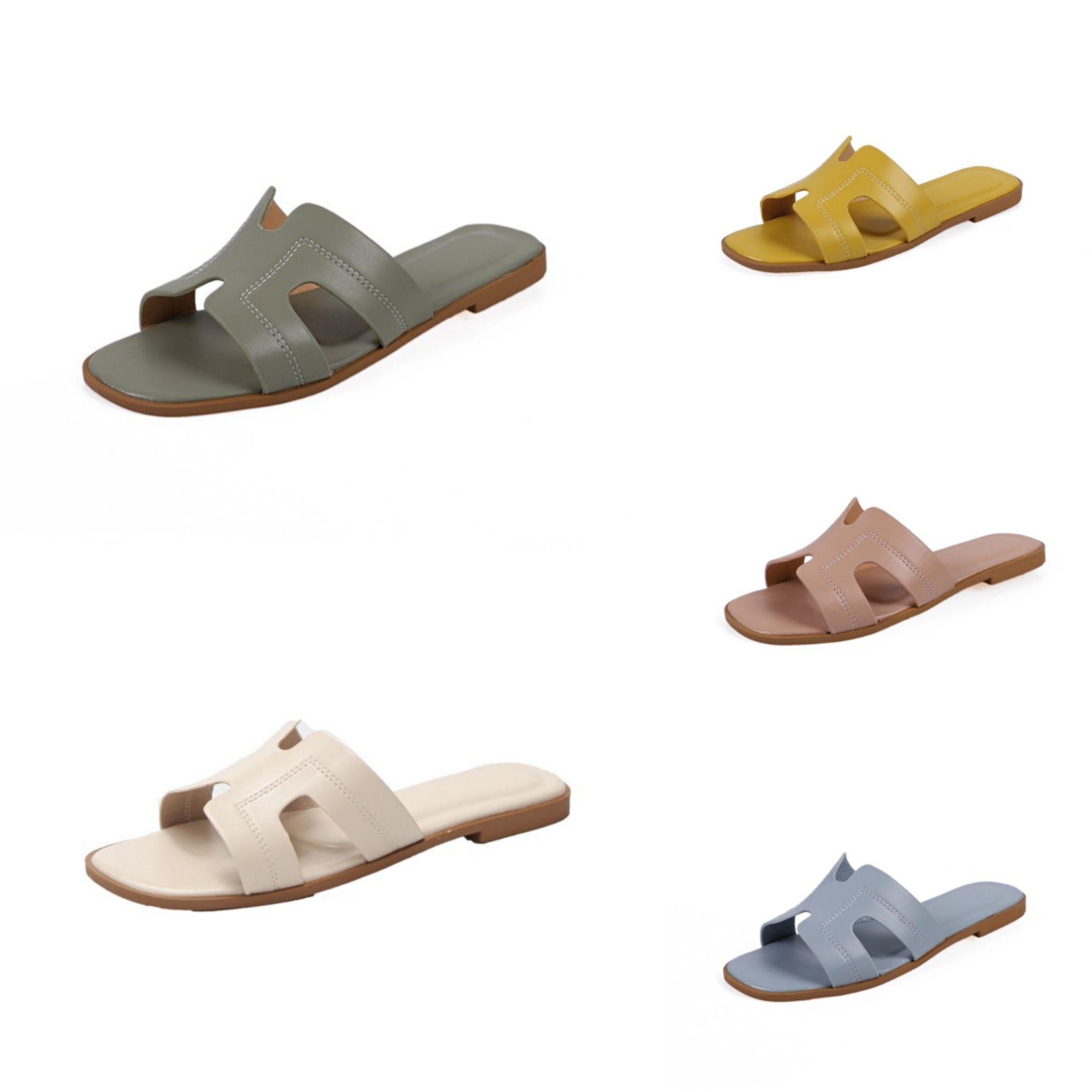 Kadın Big Boyutu İçin 2020 Yeni Yaz Saf Renk Peep Ayak parmakları Eur 35-42 Pu Balık Ağız Terlik 4 Renkler # 297