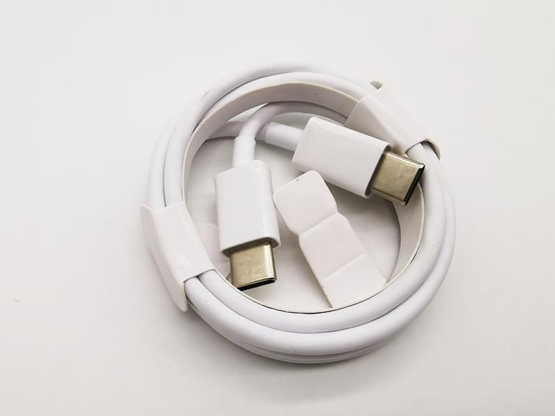 1m USB 3.1 Blanc 5 noyau d'origine de type C à type C Câble de charge rapide via DHL 200+
