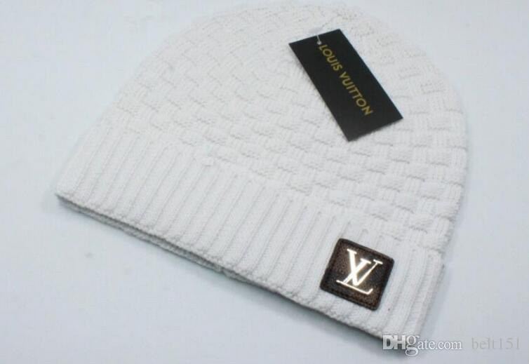New Fashion Winter And Autumn Warm Hat High Quality Hip-hop Cap Me 858 n Women Hats Knitted Caps Adjustable,New Brand Hot Sale