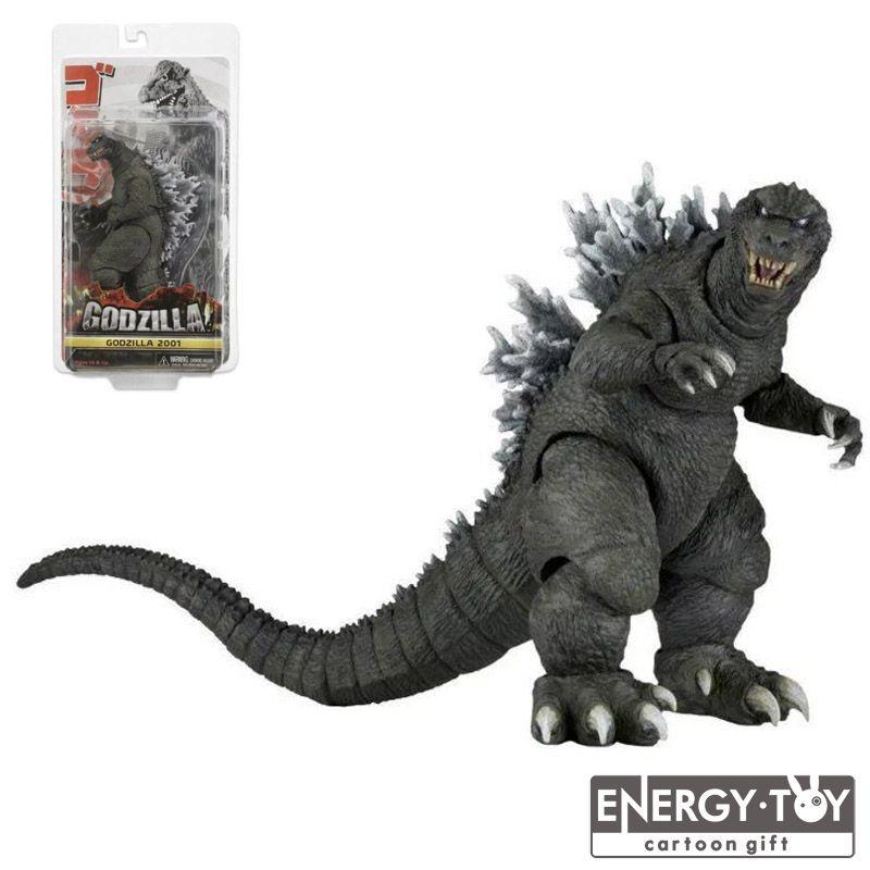 Anime Manga 4styles Jeux chiffres 2001 Vs Spacegodzilla 7 Godzilla « Long Tail Pvc Figurines de collection Poupée Modèle Jouet
