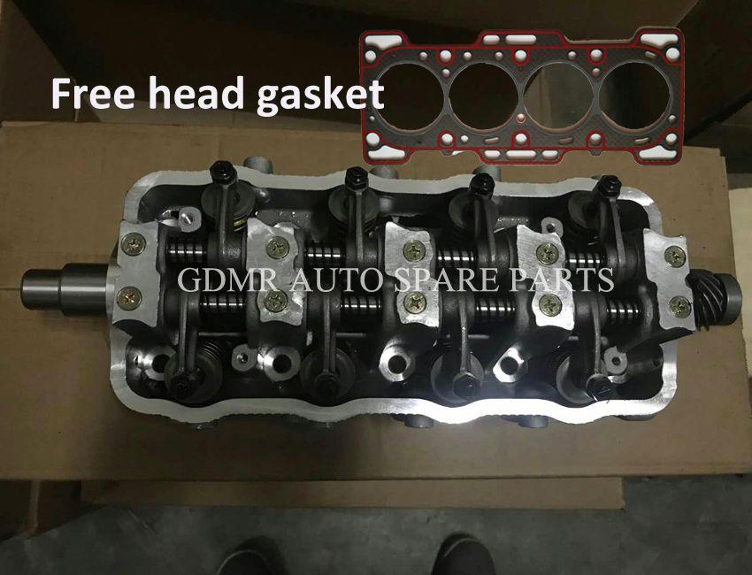Полный F10A головки блока цилиндров в сборе 11110-80002 для Suzuki SJ410 Сьерра Jimny Samurai Вечери нести 970cc 1.0L 8V