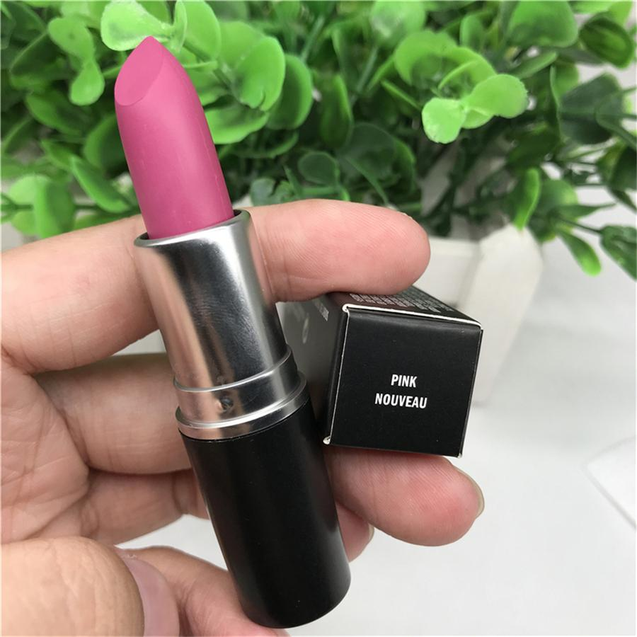 2020 Exclusive!Top-quality Brand matte lipstick HONEY LOVE #WINNER MOCHA RUSSIAN RED M Makeup DUBONNET Lipstick ROUGE À LÈVRES 1pcs
