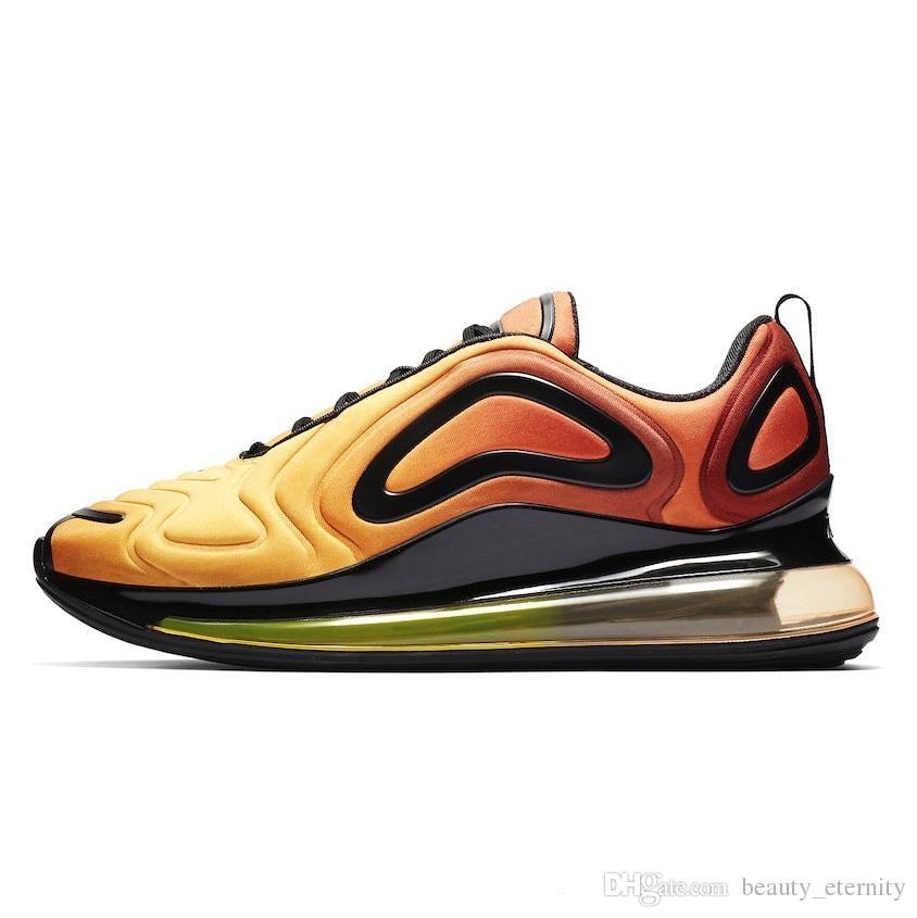 Compre Nike Air Max 720 Zapatillas 2019 Zapatillas De Deporte Para Correr 72 Zapatillas De Entrenamiento Serie Futura Júpiter Cabina Venus Panda