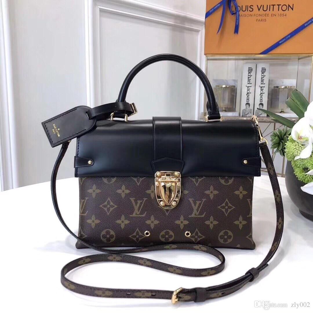 2020 NEUE klassische M43125 25..19..10cm Mode Rucksack Frau Männer am besten Damen Handtasche Schultertasche essenger Umhängetasche freies Shiping