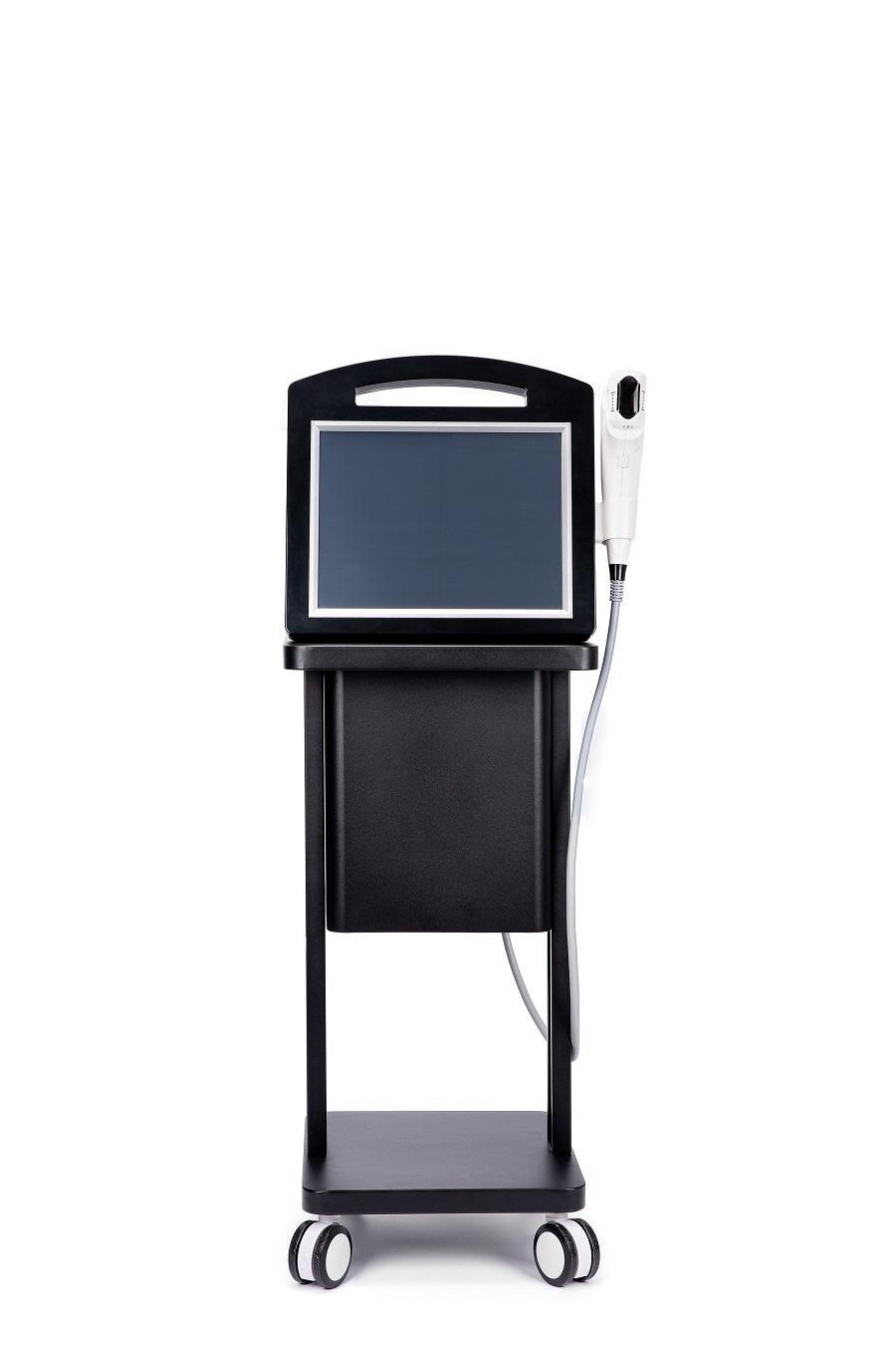 2020 ultrasound machine One shot 12 lines 4D hifu focused ultrasound machine with 1.5/3.0/4.5/8.0/13.0mmcartridges