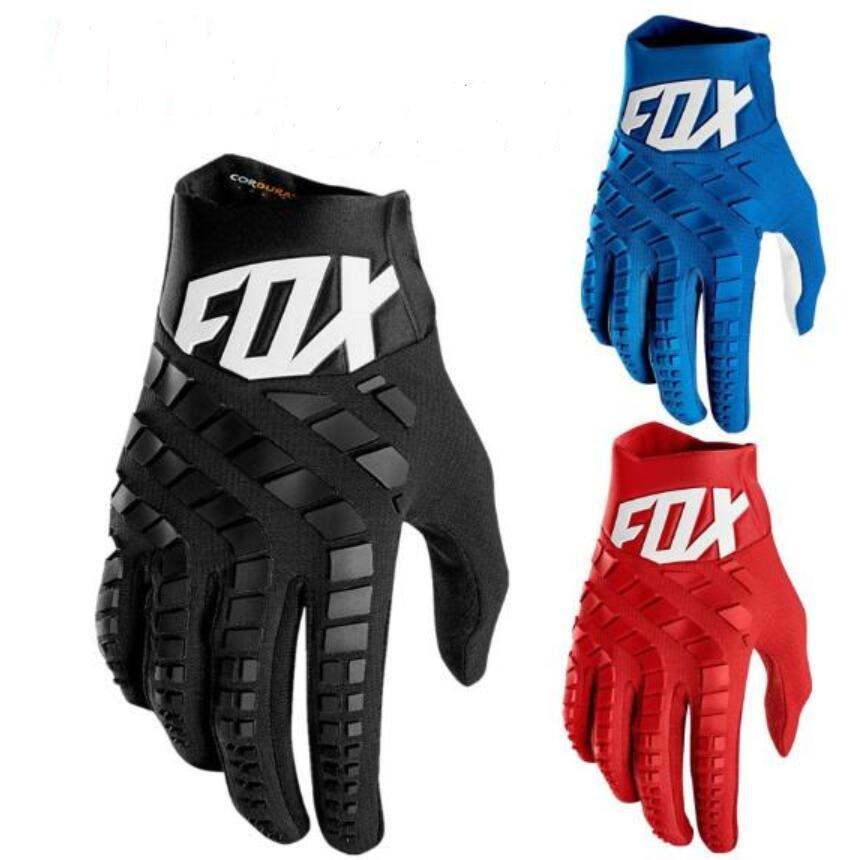 2020 Fahrradhandschuhe FOX Offroad-Rennen Handschuhe Berg Motorrad im Freien Reithandschuhe
