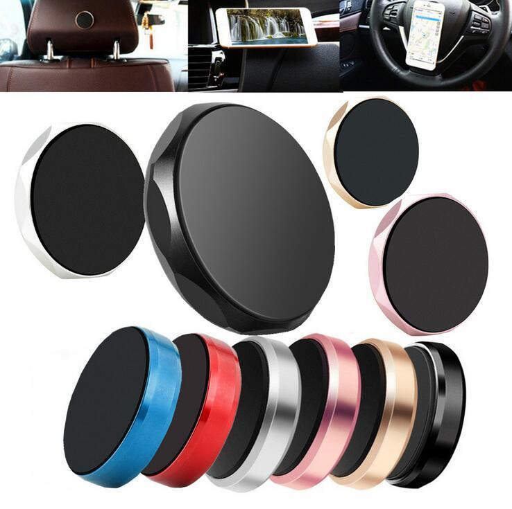 500pcs Universal In Car Magnetic Dashboard Cell Mobile Phone GPS PDA Mount Holder Stand Driving Magnet Dashboard