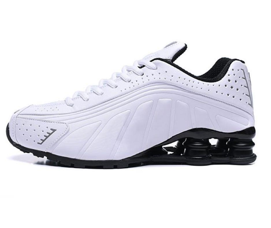 I commercianti raccomandano 2020 super-scarpe sportive degli uomini selvatici confortevoli traspirante argento bianco di alta qualità scarpe da jogging uomo nero rossi di