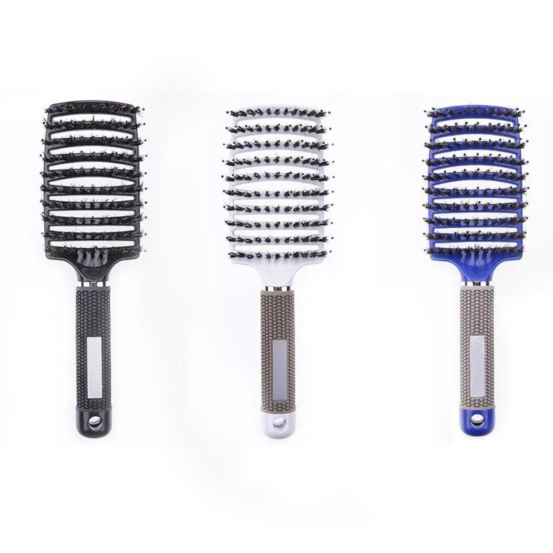 Women Hair Scalp Massage Comb Anti Static Straight Curly Hair Styling Brush Hair Combs For Sale Salon Hair Brushes From Ruhui 23 37 Dhgate Com