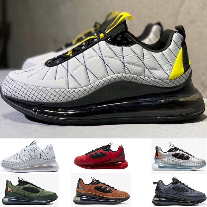AIR 720 Großhandel Lauf-Dienstprogramm neue 360 Luft sneaker Lauf MX 72C 818 Fliegerjacke Thema Schuhe Sport für Männer Frauen Eurogröße 36-45