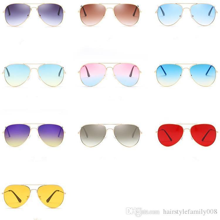 Mulheres homens sapo espelho frame de liga óculos de sol conduzindo óculos de sol anti-UV óculos óculos óculos de óculos óculos de óculos A ++