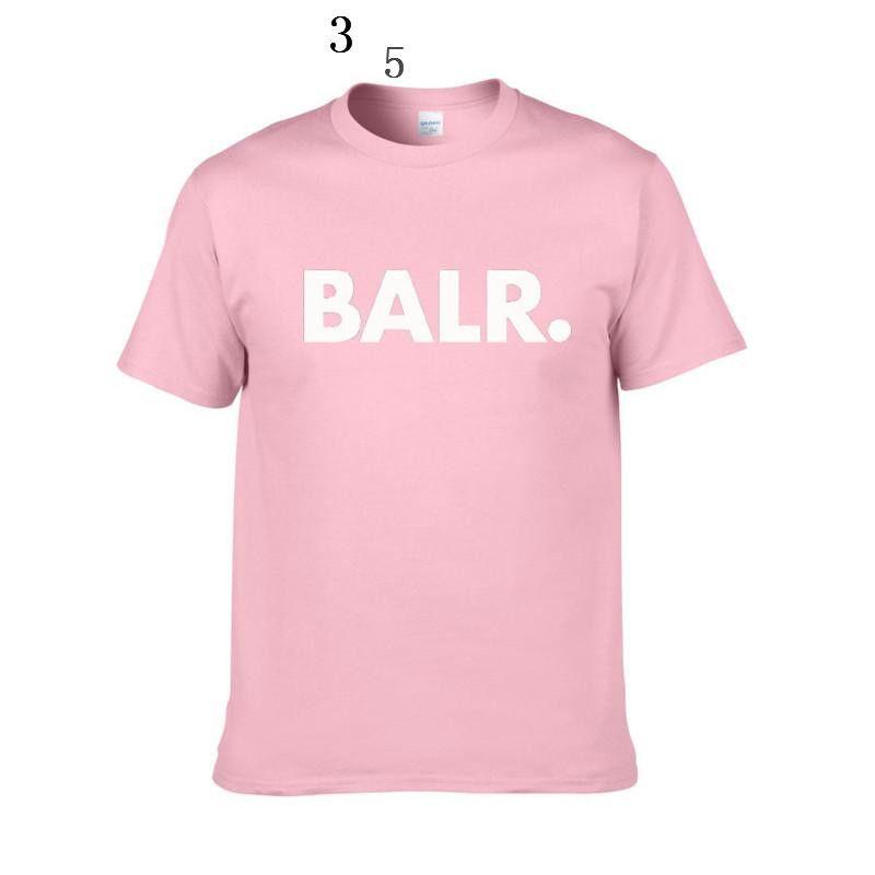 Calle del diseñador del Mens Wear Camisetas de lujo del color sólido para los hombres Casual Brand imprimir cartas camisas transpirables asiática tamaño S-2XL%