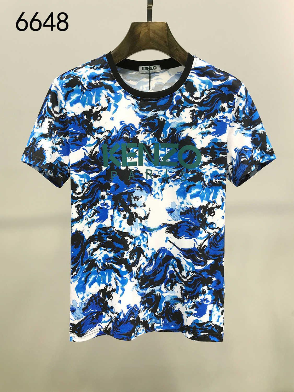 Populaire design et qualité d'origine des hommes et des femmes T-shirt manches courtes marque d'origine pure T-shirt en coton