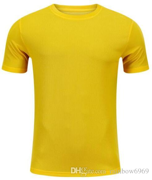 ropa ajustada 2019 de los hombres que se ejecutan de manga corta de secado rápido camiseta de 2390