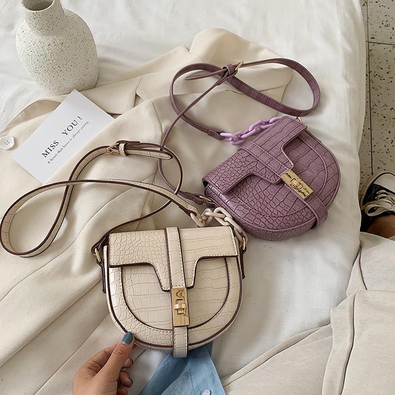 Маленький телефон фиолетовый мешок седло кожаные дамы PU для женщин повседневные девушки сумки мешок через плечо сумки Bolso wkjsq