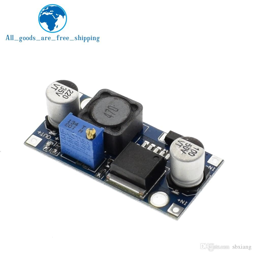 Freeshipping (20PCS/PACK) LM2596 LM2596S DC-DC adjustable step-down power Supply module NEW ,High Quality