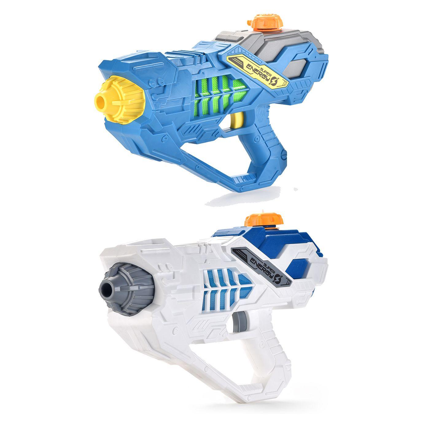 TW2001008 Licht Wasserpistole Automatische Wasser elektrisch Continuous Blasting Langstrecken-Schießen