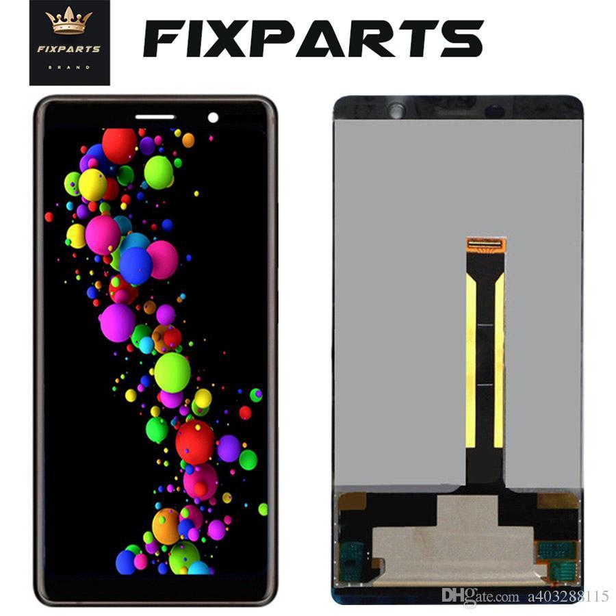 Nokia E7 Artı Ekran LCD Ekran Dokunmatik Sayısallaştırıcı Meclisi için% 100 test Eh Yeni Ekran 7Plus LCD Nokia 7 için Ekran PLUS LCD