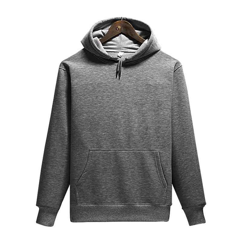2020 yüksek kaliteli marka erkek hoodie sonbahar gündelik giyim hiphop tarzı erkek hoodie düz renk erkek küçük boyut S-xxl