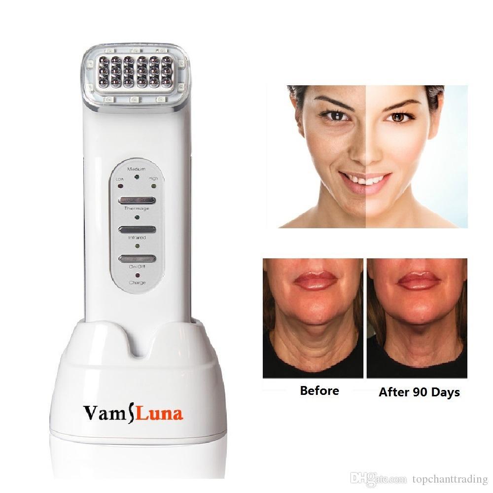 РЧ-радиочастота лицевой для лица для подъема лица подтяжки для тела Удаление морщин для морщин