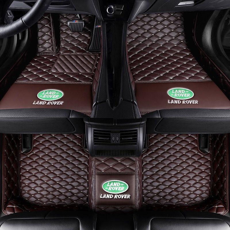 Toyota Floor Mats >> 2019 3d Car Foot Mats Luxury Leather Floor Mats For Toyota Bmw Benz Mazda Cx 5 3 Ford Hyundai Land Cruiser Volkswagen Skoda Nissan 1188 From