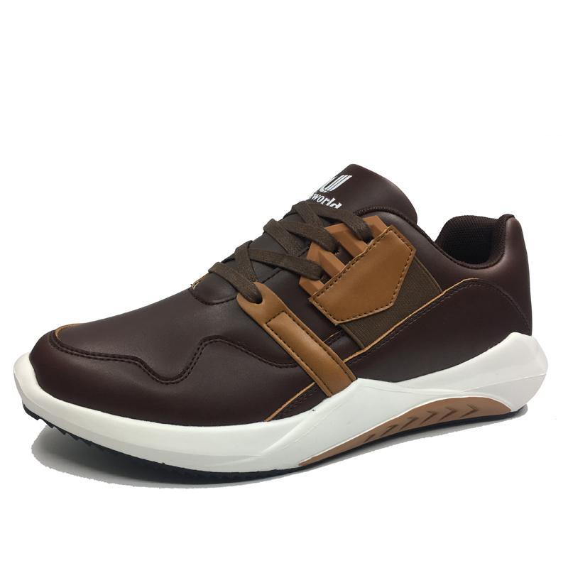 Oem Homme Chaussures de sport italienne Hommes Chaussures Mode Chaussures Casual Outdoor Chaussures de marche d'affaires confortable fournisseur de la Chine