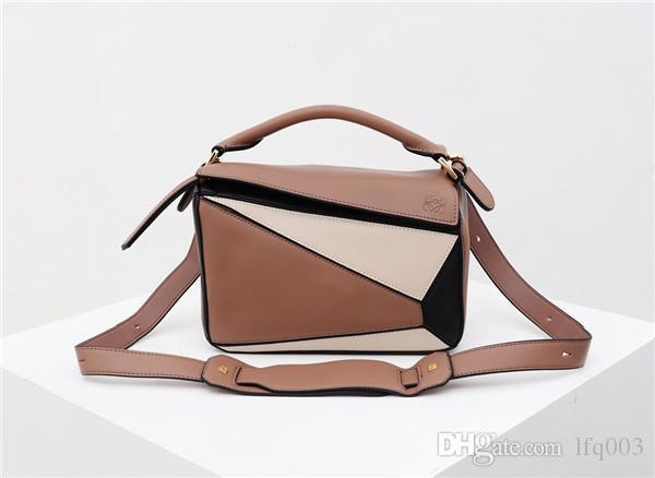 2020 bolsas de las mujeres de lujo de los bolsos del bolso de hombro Crossbody Monedero de calidad superior del cuero genuino de 8812 2 Tamaño con la caja