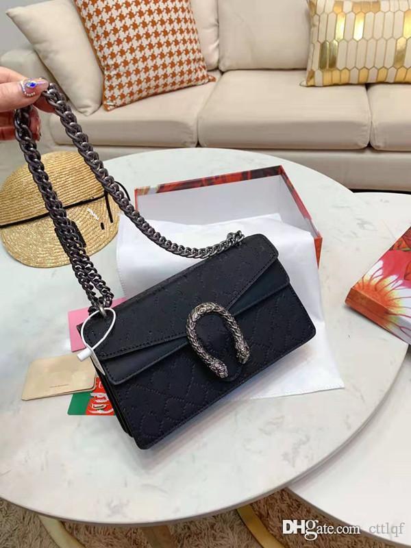 ديونيسوس حزمة أنثى 2020 سلسلة جديدة يميل حقيبة جلد اصلي حقائب الكتف دلو امرأة عصرية النقش المحافظ الصغيرة