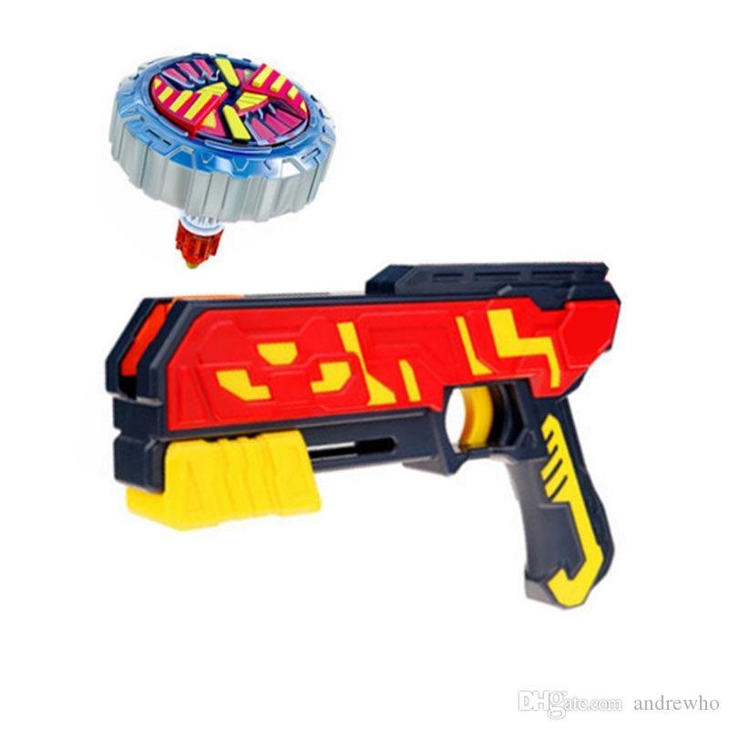 انفجار السحر معركة الدوران بندقية بي بليد انفجار مجموعة ألعاب بك بليد صهر المعادن لعب مع قاذفة البسيطة غزل غزل الأعلى ألعاب للأطفال