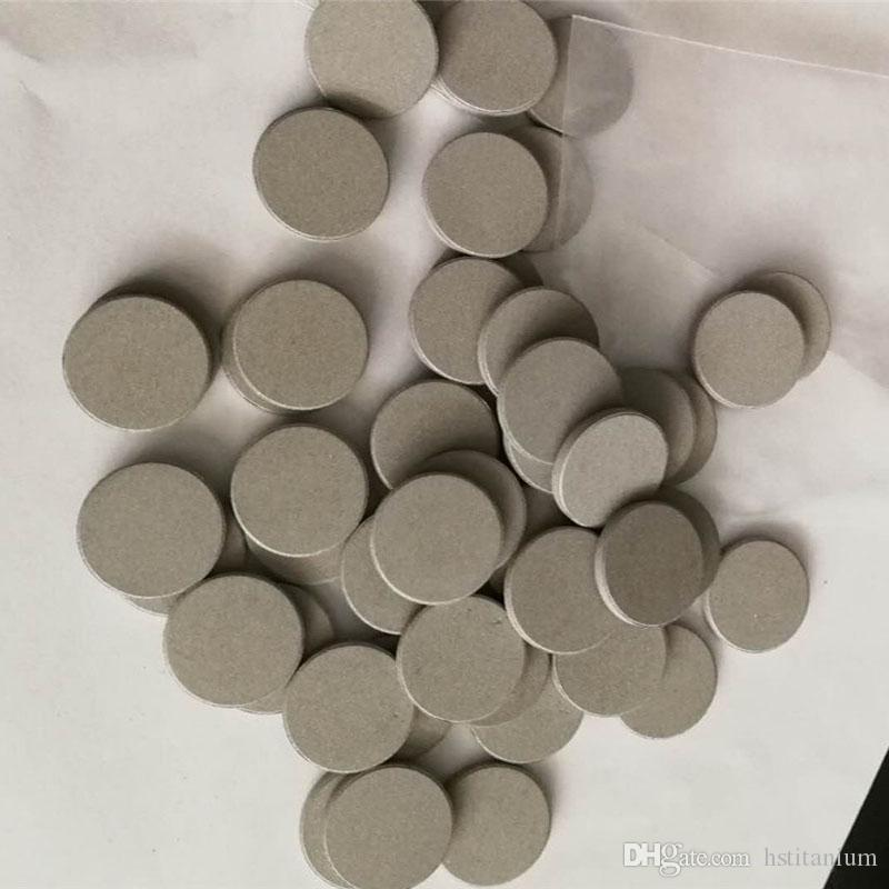 filtro per polvere rotante in acciaio inossidabile sinterizzato 50l acciaio inossidabile Buchner imbuto filtro per vuoto rotante in vetro sinterizzato
