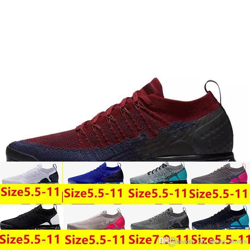 chaussures de course 2.0 3.0 chaussures espadrille chaussures de sport Triple Blanc Noir Rouge Hommes Femmes Formateurs Jogging Run Casual Chaussures SZIE 5,5-11