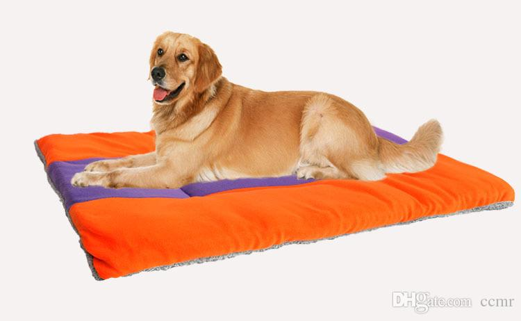Comfort Super Soft Pet Blanket Thick Durable Pet Bed Cover Pads & Mat for Small Dogs, Puppies, Cats washable 2 pcs/ lot