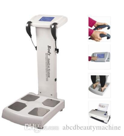 Yazıcı Biyoelektriksel Empedans Analizi ücretsiz vergilerle biyoimpedans makinesi ile kompozit ve kas analizörü analizörü vücut yağ