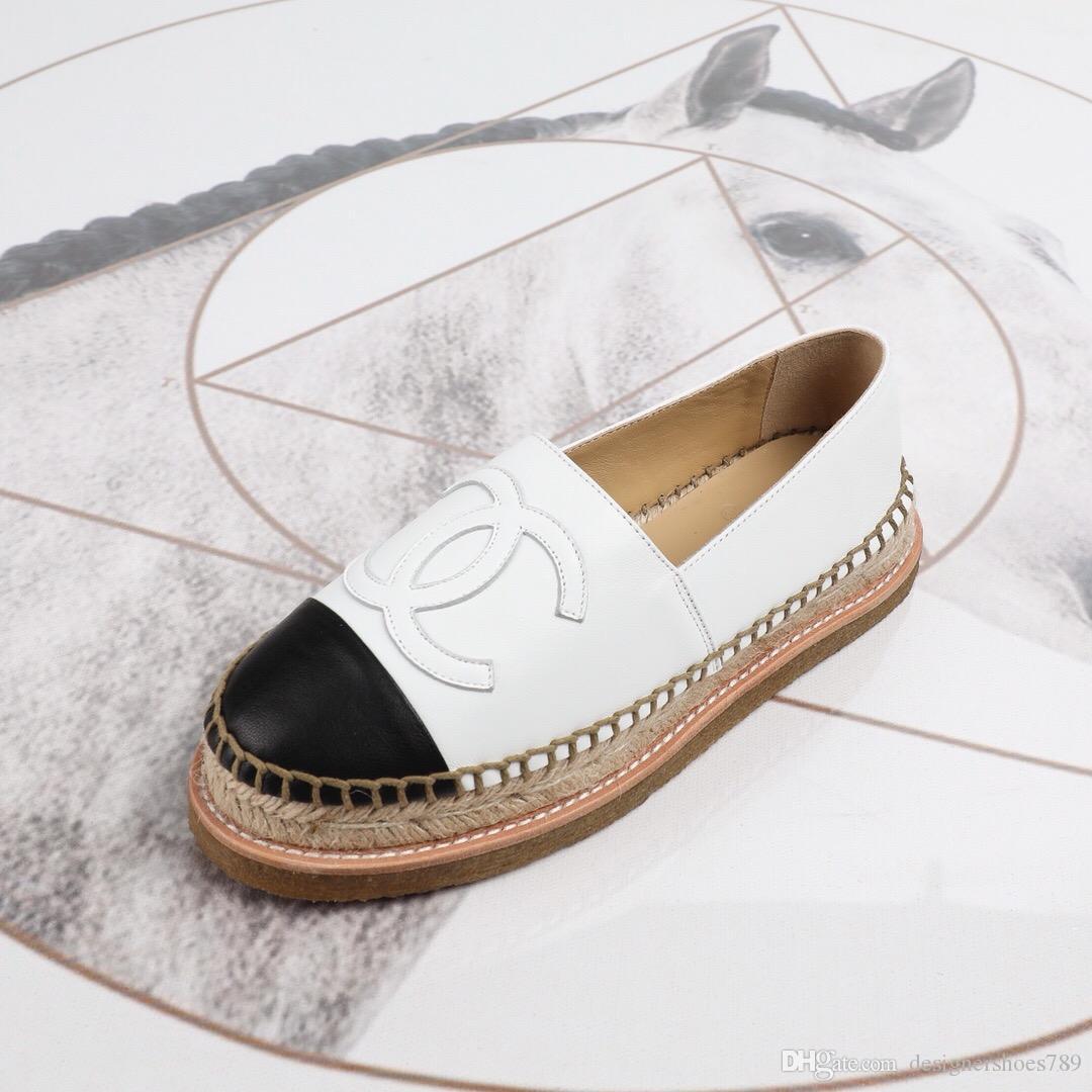 2020 yeni ayakkabı Moda Kadın Ayakkabı 2020 kadın ayakkabı bayanlar düz Ayak parmakları Elbise ayakkabılar kutusu ile Düz ayakkabılar pompaları