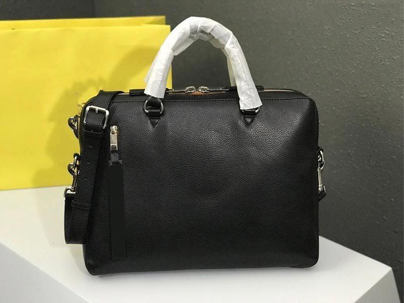 men briefcase designer handbags real leather luxury handbag man purse genuine leather hand bags fashion brand luxury bag