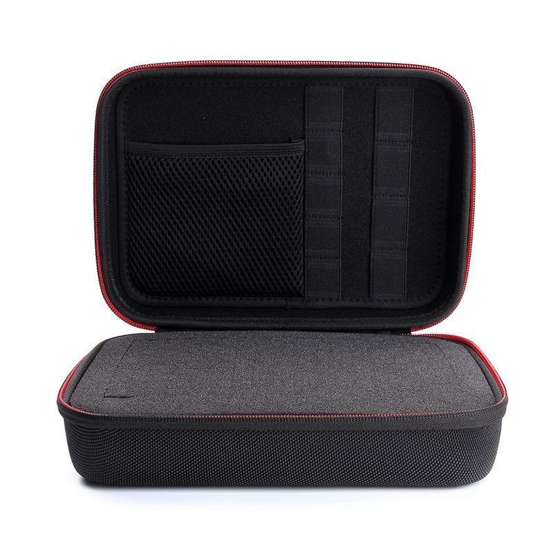 Yakınlaştırma H1, H2N, H5, H4N, H6, F8, S8 Handy Müzik Kayıt Cihazları, Şarj, Mic Tripod Adaptörü için profesyonel Taşınabilir Kaydedici Kılıf
