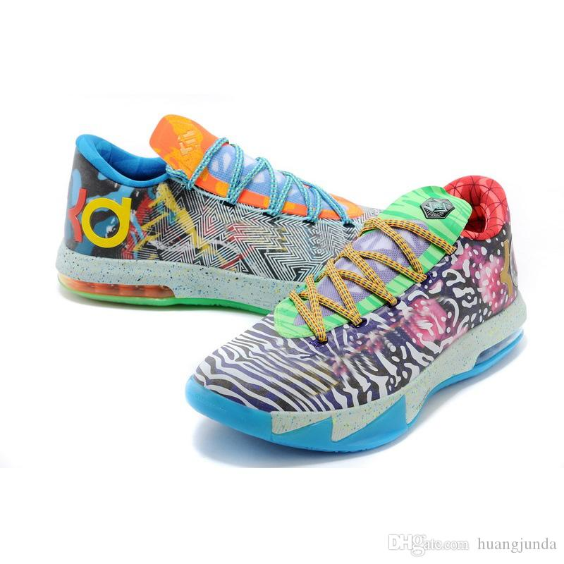 2020 Mens What The Kd 6 Vi Basketball