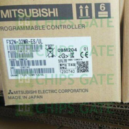 1PCS MITSUBISHI PLC FX2N-32MR-ES / UL del PLC nuovo in scatola Nave Veloce