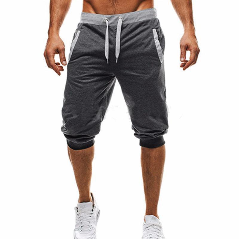 EINAUDI New Fashion Bermuda Mens Baggy Jogger Beiläufige Dünne Harem Kurze Hosen Beiläufige Weiche Hose Shorts 3XL