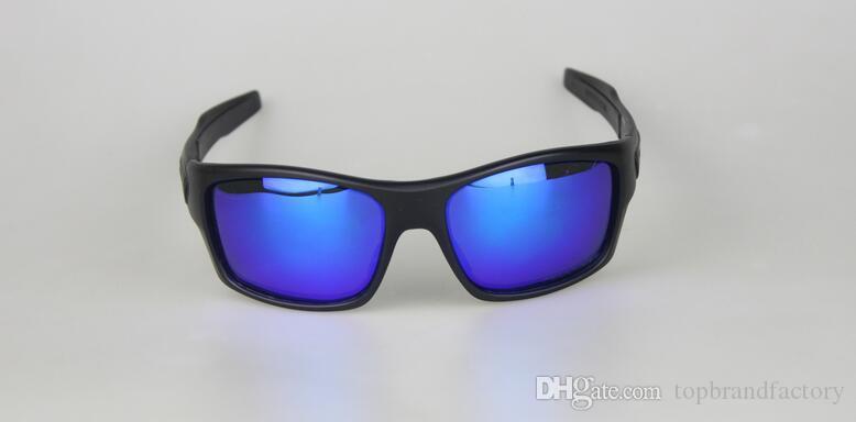 Nuevas gafas CALIENTE ciclo al aire libre gafas polarizadas TR90 de la nueva manera Hombres Mujeres conducción gafas de sol deportivas de pesca 9263 gafas de sol