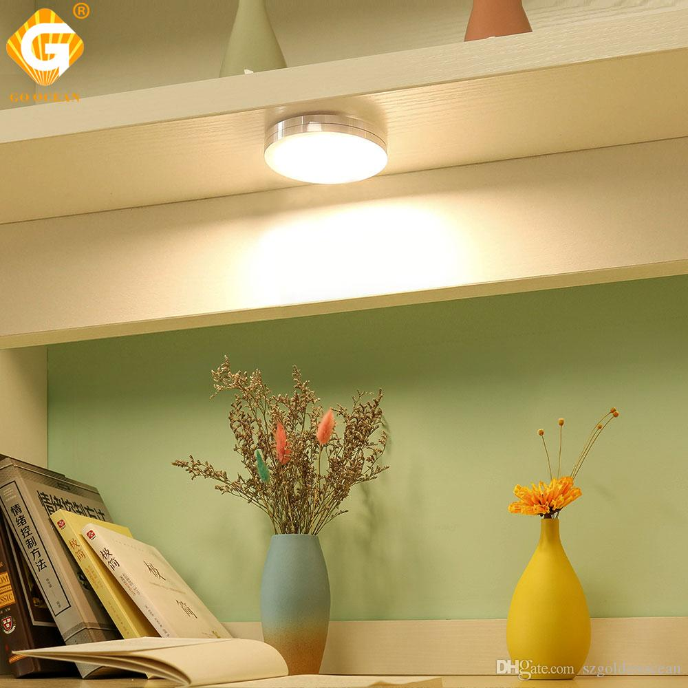 Under Cabinet LED Spot Light Fitting Cupboard Display Kitchen Showcase Lamp 12V